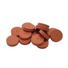 Various Size Septa (Orange) - Medical Parts