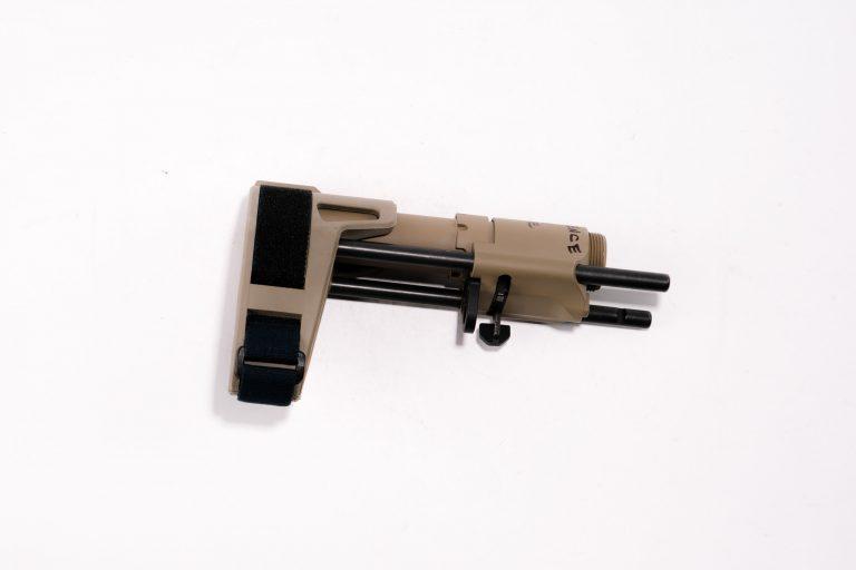Pistol Brace - Firearm Parts