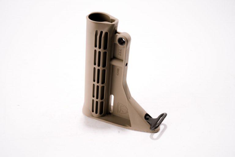 QD Sliding Buttstock - FDE - Firearm Parts