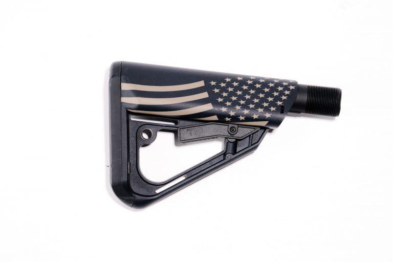 TI-7 Buttstock - Firearm Parts